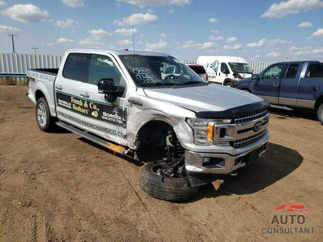 FORD F-150 2018 - 1FTEW1E59JKF55677