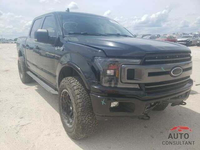 FORD F-150 2018 - 1FTEW1E56JKF13824