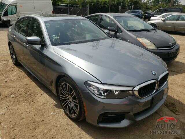 BMW 5 SERIES 2018 - WBAJA7C52JG908330