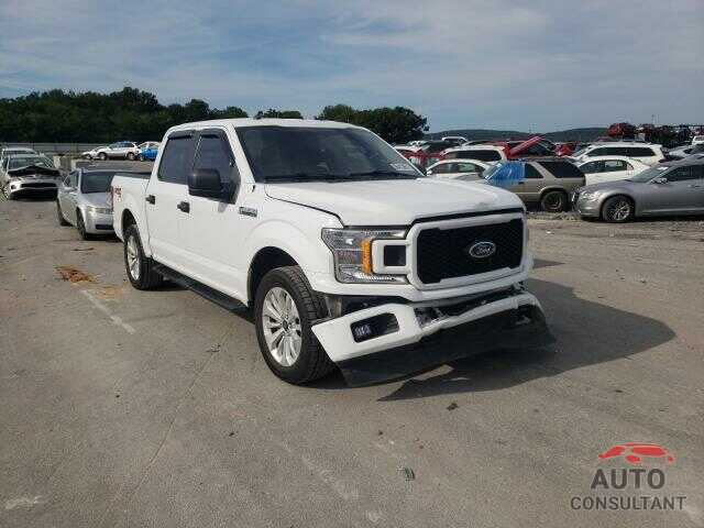 FORD F-150 2018 - 1FTEW1EP5JKD63772