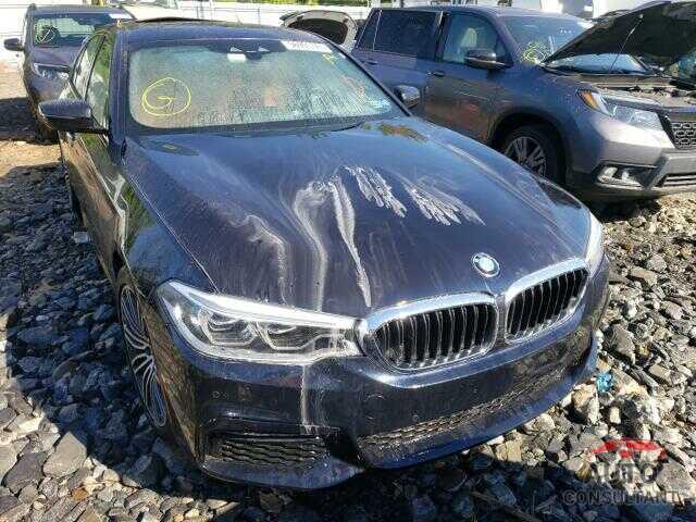 BMW 5 SERIES 2018 - WBAJA7C57JWC75865