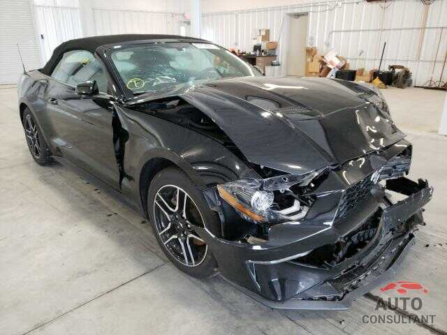 FORD MUSTANG 2018 - 1FATP8UH9J5117769
