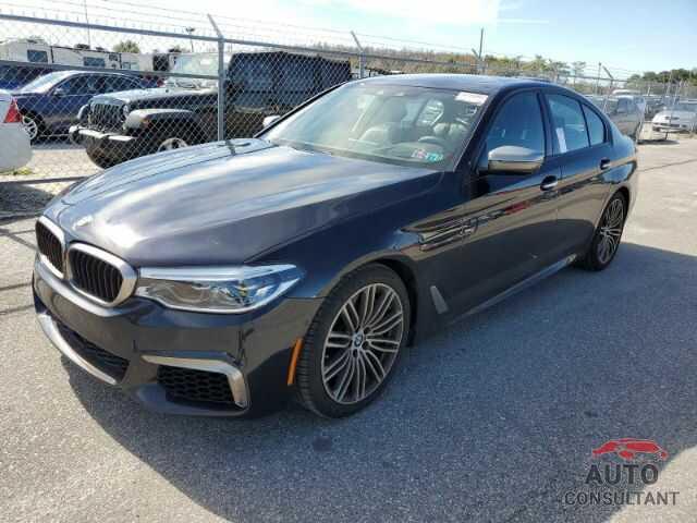 BMW 5 SERIES 2018 - WBAJB9C50JB286252