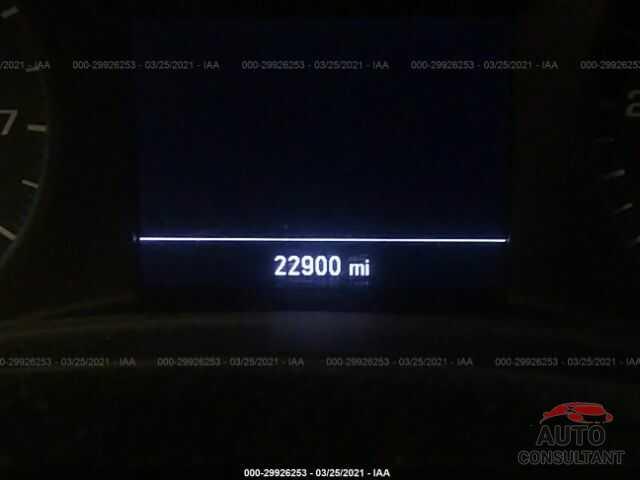 CHEVROLET EQUINOX 2018 - 3GNAXHEV8JL353455