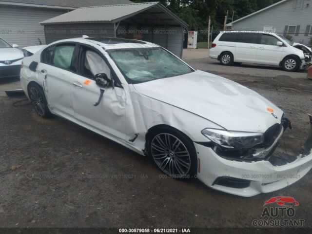 BMW 5 SERIES 2018 - WBAJE7C54JWD49960