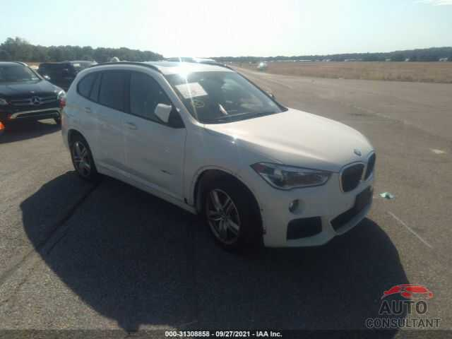 BMW X1 2018 - WBXHT3C37J5L24250