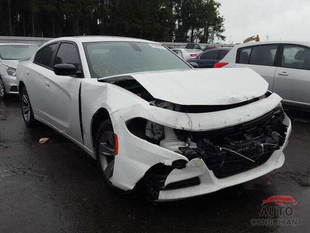 DODGE CHARGER 2019 - 2C3CDXBGXKH704181