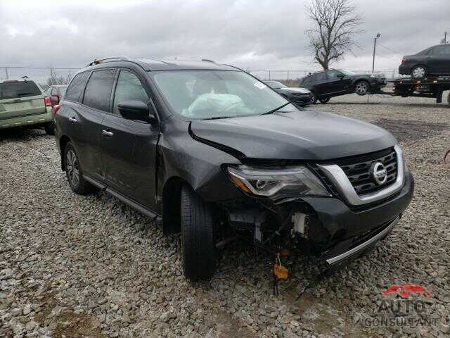 NISSAN PATHFINDER 2019 - 5N1DR2MM1KC582767