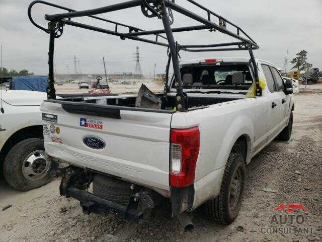 FORD F250 2019 - 1FT7W2A60KEE21590