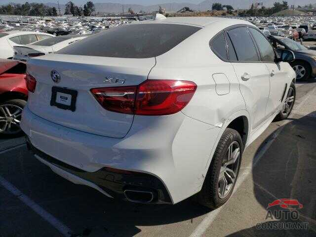BMW X6 2019 - 5UXKU0C58K0H98983