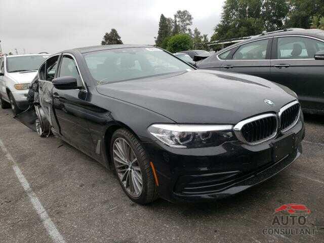 BMW 5 SERIES 2019 - WBAJA5C51KBX87034