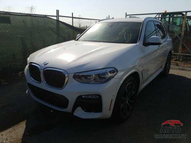 BMW X3 2019 - 5UXTR9C53KLD96572