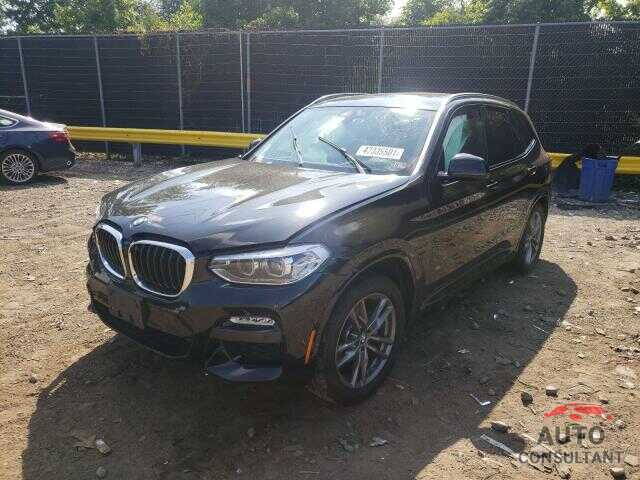 BMW X3 2019 - 5UXTR9C53KLR06433