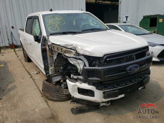 FORD F-150 2019 - 1FTEW1E5XKFD39637