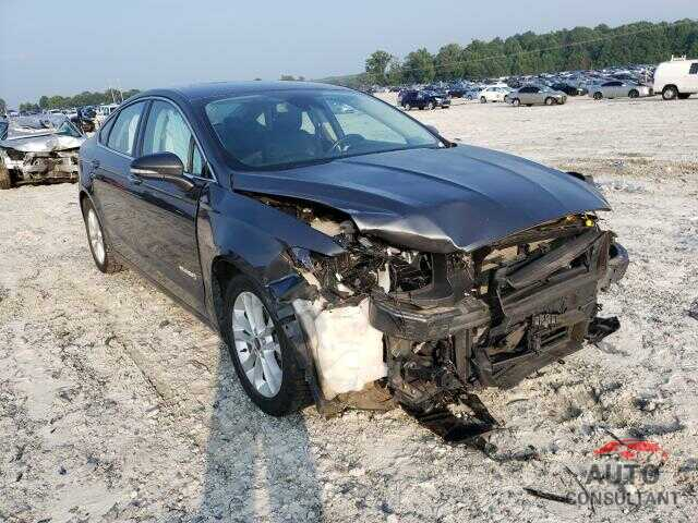 FORD FUSION 2019 - 3FA6P0MUXKR138866
