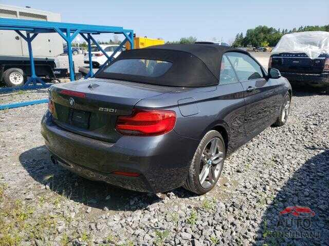 BMW 2 SERIES 2019 - WBA2K1C50KVD41825