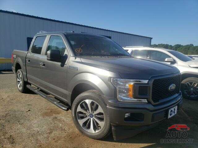 FORD F-150 2019 - 1FTEW1C58KFA73926