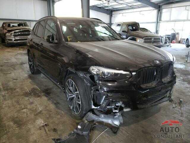 BMW X3 2019 - 5UXTR9C5XKLD98626