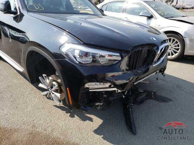 BMW X3 2019 - 5UXTR9C53KLE20238