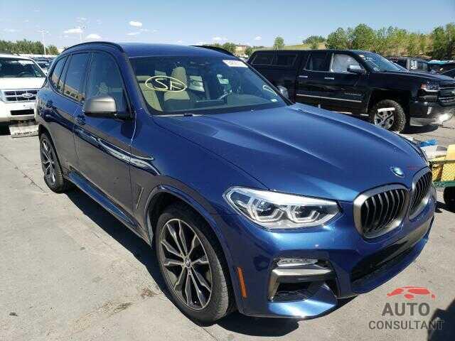 BMW X3 2019 - 5UXTS3C57KLR73375