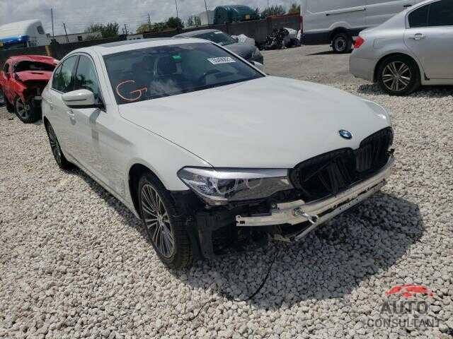 BMW 5 SERIES 2019 - WBAJA7C51KWW17163