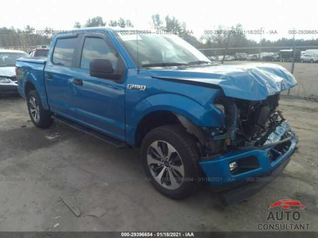 FORD F-150 2019 - 1FTEW1EP7KFB55712