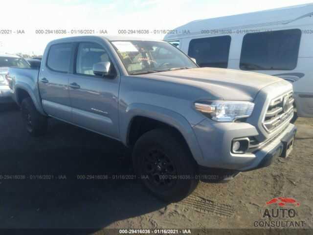TOYOTA TACOMA 2WD 2019 - 3TMAZ5CN6KM093217