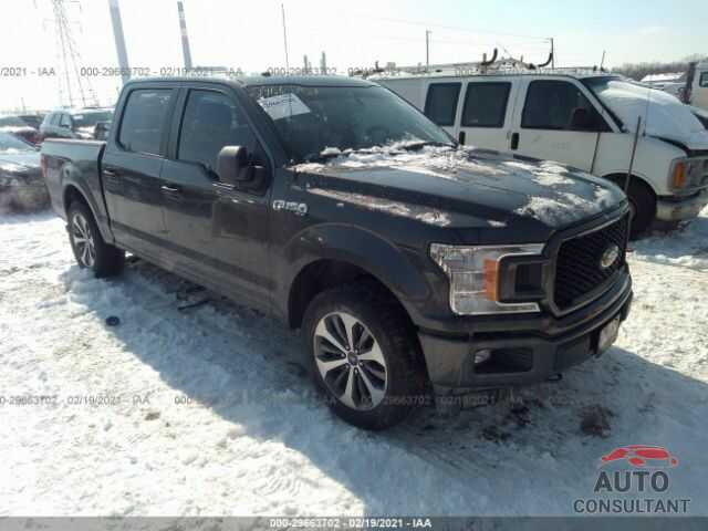 FORD F-150 2019 - 1FTEW1EP8KKC27072