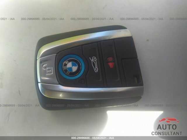BMW I3 2019 - WBY8P8C57K7D20044