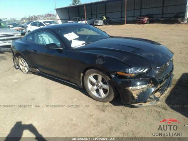 FORD MUSTANG 2019 - 1FA6P8TH0K5132743