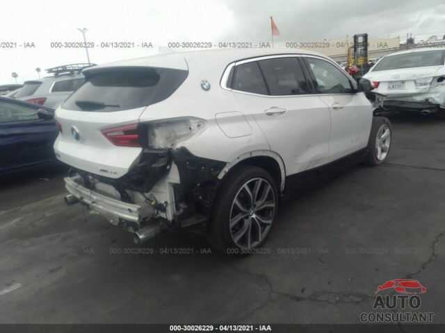 BMW X2 2019 - WBXYJ3C55K5N21717