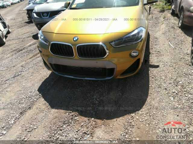 BMW X2 2019 - WBXYJ5C57KEF82890