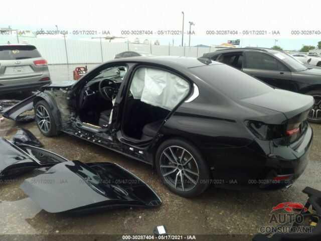 BMW 3 SERIES 2019 - WBA5R1C53KAK06495