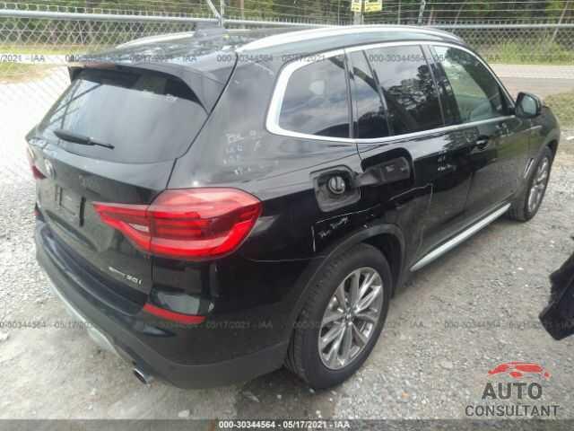 BMW X3 2019 - 5UXTR7C53KLF28430