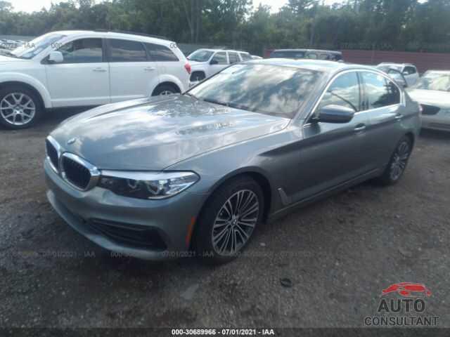 BMW 5 SERIES 2019 - WBAJA7C58KWW22571