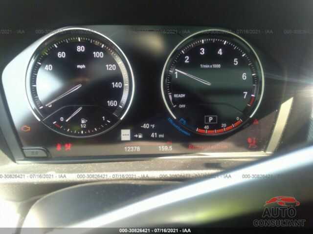 BMW X2 2019 - WBXYJ5C56K5N77922