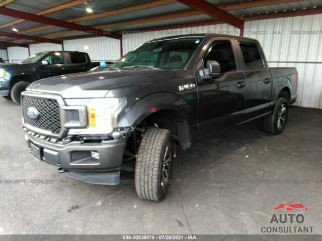 FORD F-150 2019 - 1FTEW1EP6KKC15387