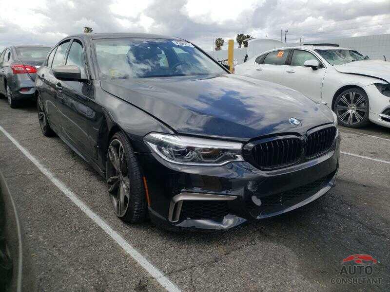 BMW M5 2020 - WBAJS7C05LCD48804
