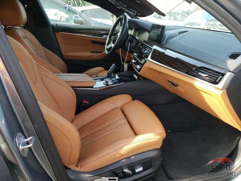 BMW 5 SERIES 2020 - WBAJA9C05LCD08706