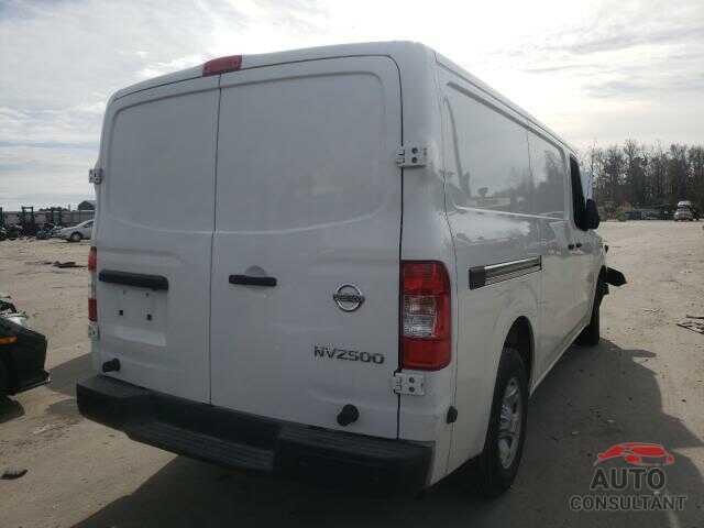 NISSAN NV 2020 - 1N6BF0KY4LN808737
