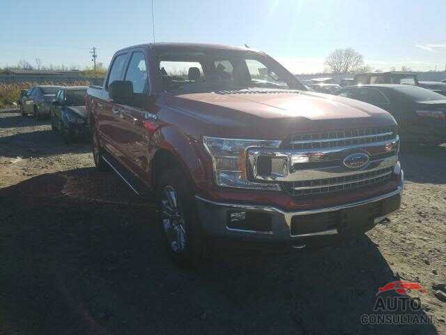 FORD F150 2020 - 1FTEW1E51LFB75776