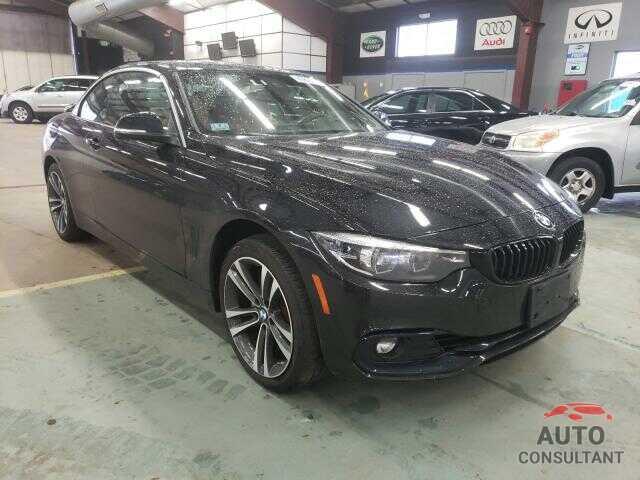 BMW 4 SERIES 2020 - WBA4Z3C03L5N84063