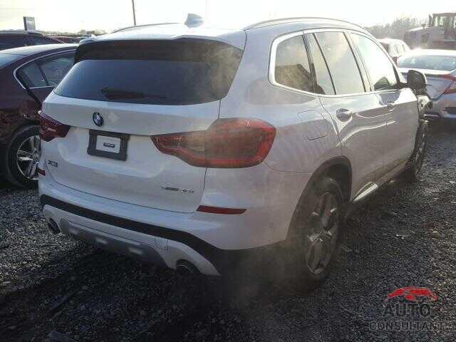 BMW X3 2020 - 5UXTY3C02L9C71386
