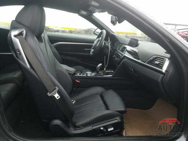 BMW 4 SERIES 2020 - WBA4Z3C0XL5R52013