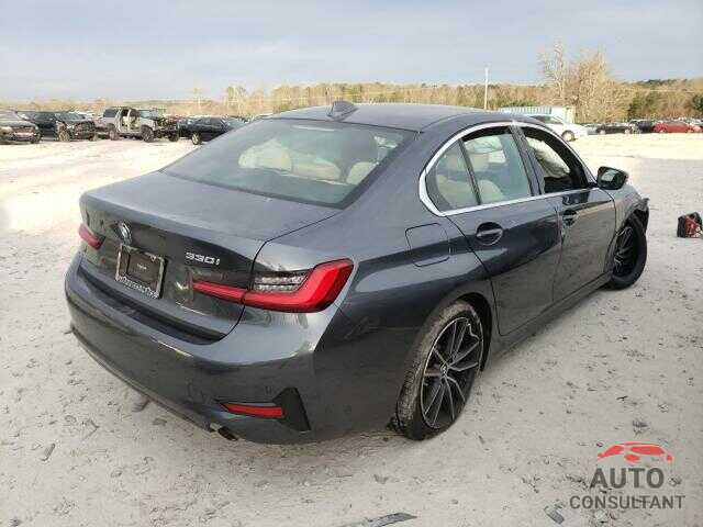 BMW 3 SERIES 2020 - 3MW5R1J0XL8B43822