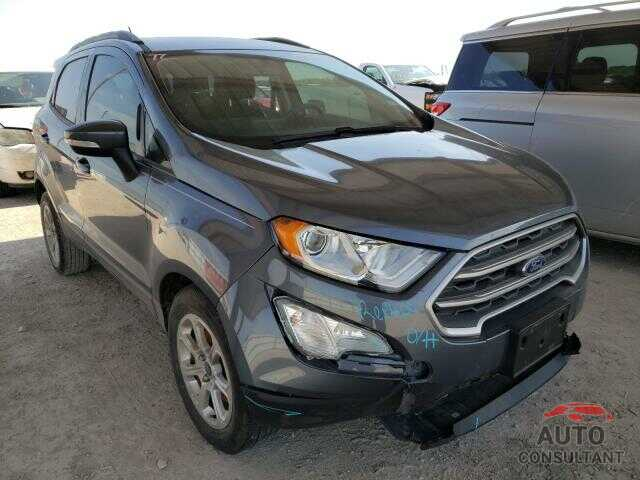 FORD ALL OTHER 2020 - MAJ3S2GEXLC318110