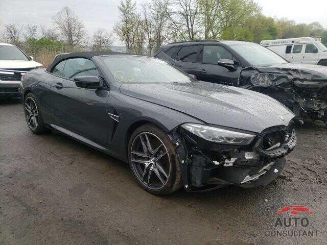 BMW M8 2020 - WBSDZ0C04LCD87704