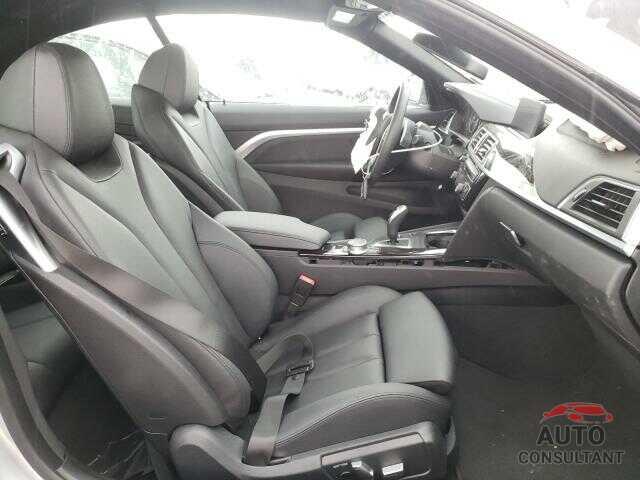 BMW 4 SERIES 2020 - WBA4Z3C01L5R85319
