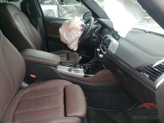 BMW X4 2020 - 5UX2V5C09L9B55277