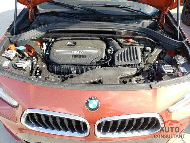 BMW X2 2020 - WBXYJ1C01L5N89099